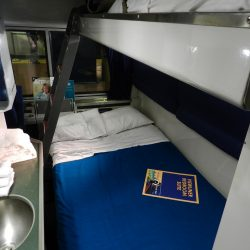Inside's Amtrak Viewliner Bedroom Suite