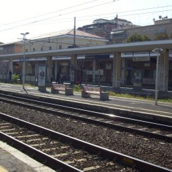ciampino train station Rome
