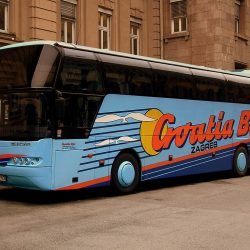 The popular Croatia Bus
