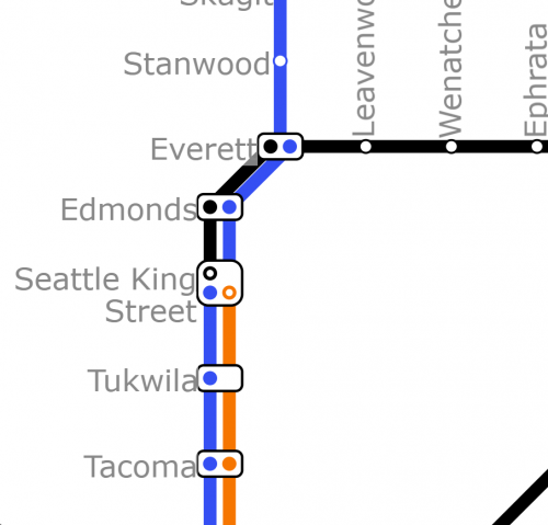 Seattle interchange