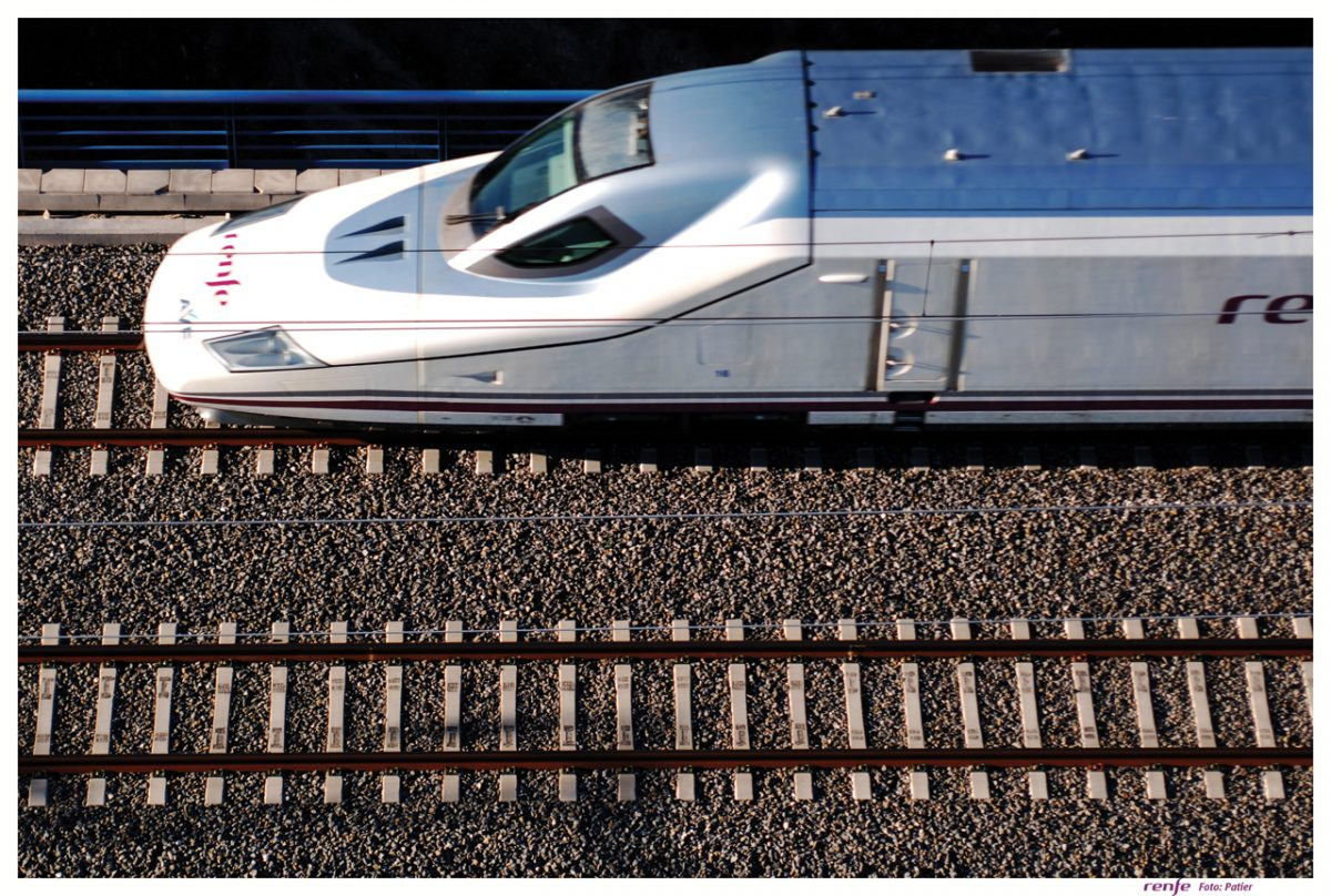 AVE Renfe train Spain