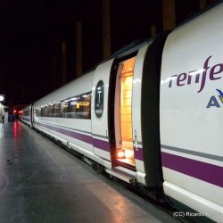 Renfe AVE Spain Train